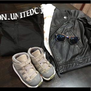 Jordan 11 Retro Cool Grey Toddler Size 7C